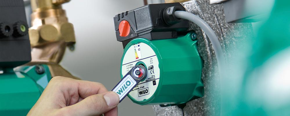Оборудование Wilo
