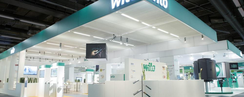 Wilo выставка